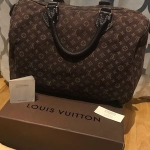 Wednesday morning sale Vuitton Mini Lim Speedy